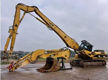 Crawler excavator CAT 330DL Demolition 21 meter boom