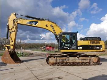 CAT 336DL Good working condition  - crawler excavator