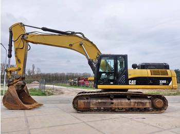 Crawler excavator CAT 336DL Good working condition