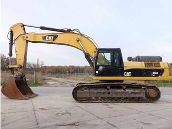 Crawler excavator CAT 336DL Multiple units availlable