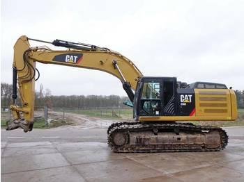 Crawler excavator CAT 336EL Dutch dealer machine