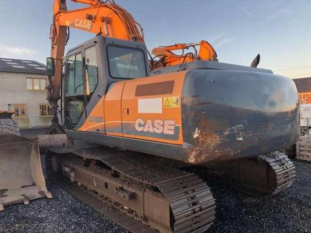 Case CX210B crawler excavator from France for sale at Truck1