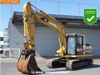 حفارات زحافة Caterpillar 318 B LN Hammer line - good undercarriage