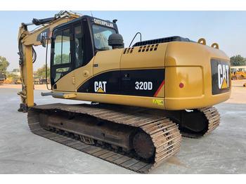 Caterpillar 320D L All functies and bucket crawler excavator