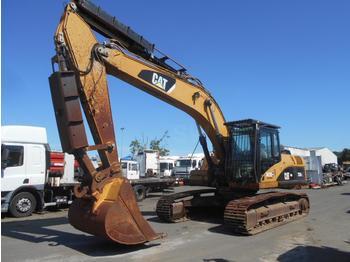 Crawler excavator Caterpillar 324DL