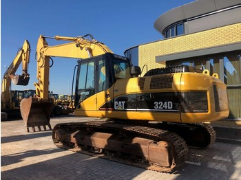 Caterpillar 324DL - crawler excavator