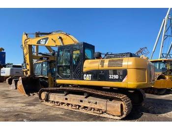 Caterpillar 329 DL  - crawler excavator
