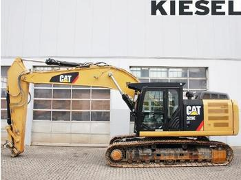 Caterpillar 329 E LN - crawler excavator