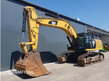 Caterpillar CAT 325 DLN crawler excavator from Switzerland for sale