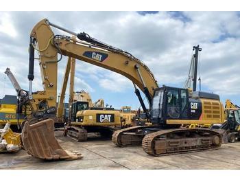 Caterpillar 349 E L  - crawler excavator