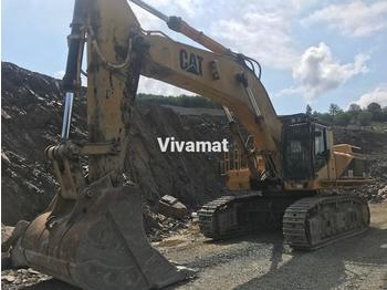 Crawler excavator Caterpillar 375: picture 1