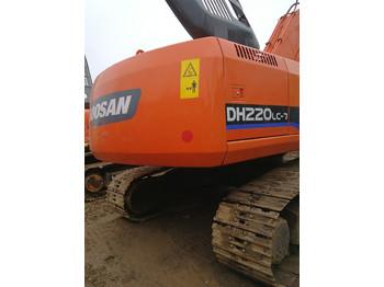 DOOSAN DH220LC-7 - crawler excavator