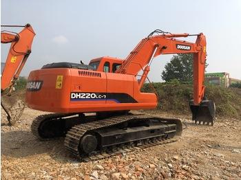 DOOSAN DH22OLC-7 - crawler excavator