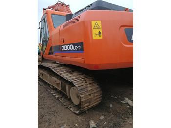 DOOSAN DH300LC-7 - crawler excavator