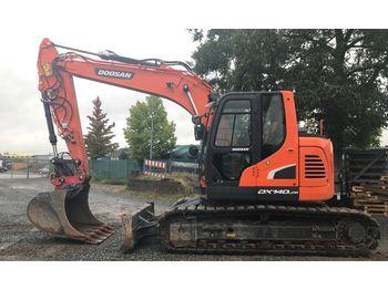 Crawler excavator DOOSAN DX 140LCR-5