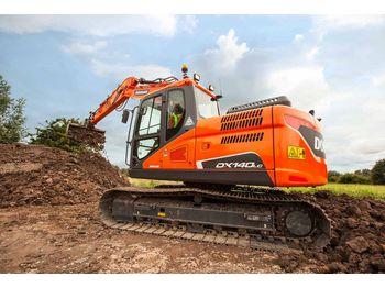 Crawler excavator DOOSAN DX 140LC-5