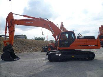 Crawler excavator DOOSAN DX 340LC