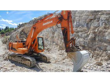 DOOSAN Solar 225 NLc - crawler excavator