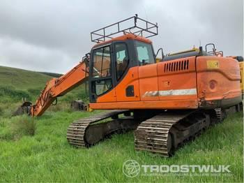 Doosan DX180LC - crawler excavator