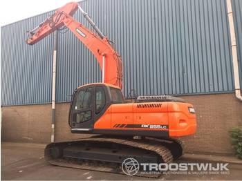 Doosan DX255-LC - crawler excavator