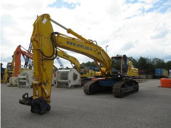 Doosan DX480LC - crawler excavator