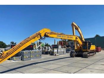 Doosan DX 300 LC LR  - crawler excavator