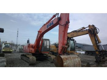 CAT 215 CLC crawler excavator from Netherlands for sale at