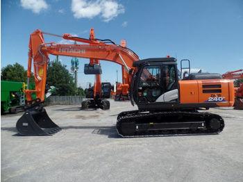 Crawler excavator HITACHI ZX 240N-6