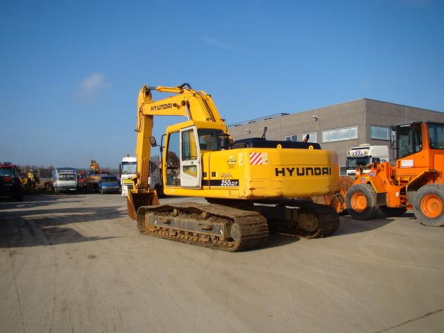 Hyundai R250lc