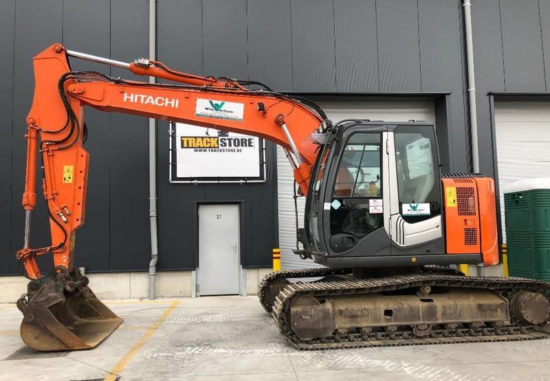 Crawler excavator Hitachi ZX 135 US-3 - Truck1 ID: 3672712