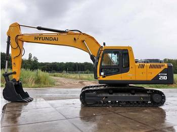 Crawler excavator Hyundai R210 Unused / more units availlable