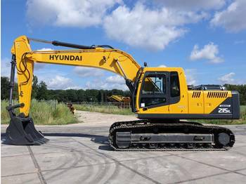 Crawler excavator Hyundai R215L Unused / more units availlable
