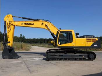 Crawler excavator Hyundai R340L (NEW / UNUSED)