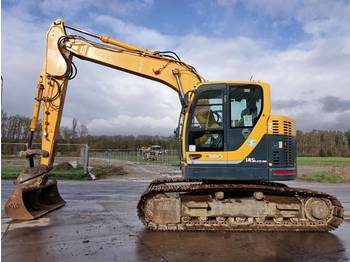 Crawler excavator Hyundai Robex 145 LCR-9 A