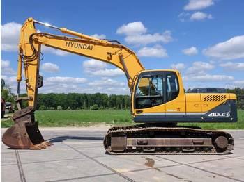 Crawler excavator Hyundai Robex 210 LC-9 CE + EPA / good condition