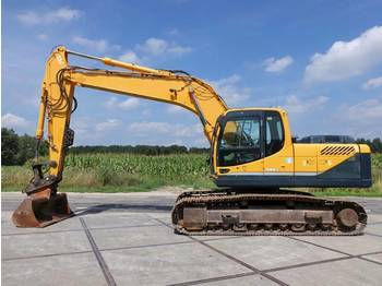 Crawler excavator Hyundai Robex 220LC-9A Good working condition