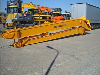 JCB JS 200 / 220 Long reach - crawler excavator