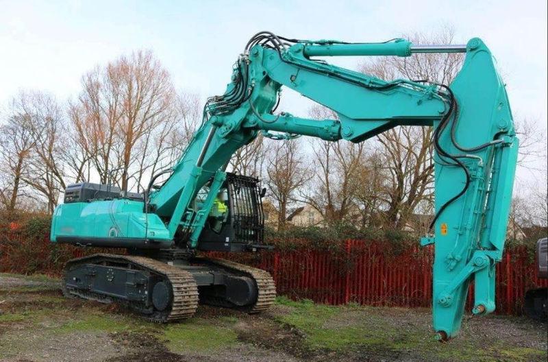 Crawler excavator KOBELCO CRAWLER DEMOLITION EXCAVATOR 62 T SK550D-10 26  MTH!!! - Truck1 ID: 3639082