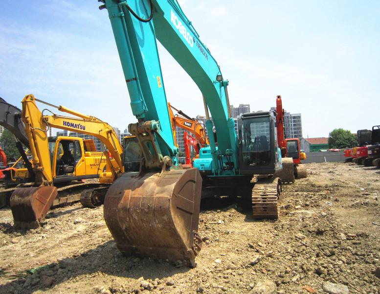 Crawler excavator KOBELCO SK250 - Truck1 ID: 3381527