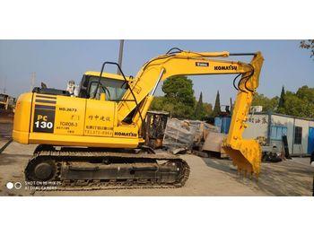 KOMATSU PC130 - crawler excavator