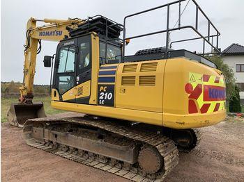 Crawler excavator KOMATSU PC210LC 240 PC 210 LC EU financing