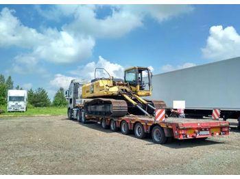 KOMATSU PC 340 LONG - crawler excavator