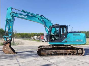 Kobelco SK210LC-9 (GOOD WORKING)  - crawler excavator