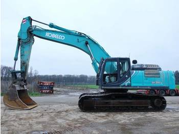 Crawler excavator Kobelco SK350 LC-10 Dutch machine / full option