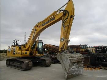 Komatsu HB365LC-3 - crawler excavator