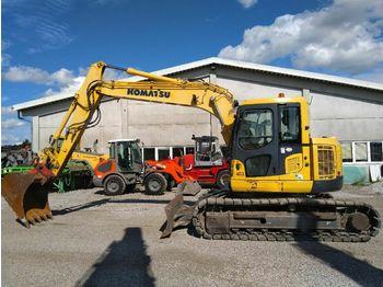 Crawler excavator Komatsu PC138US-8