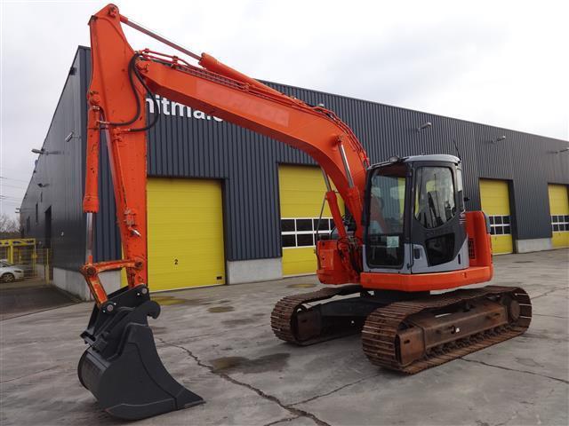 Komatsu PC138 US-2 crawler excavator from Netherlands for