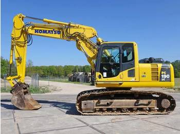 Crawler excavator Komatsu PC190LC-8