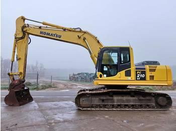Crawler excavator Komatsu PC210 LC-8 CE + EPA