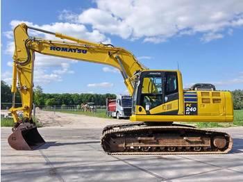 Crawler excavator Komatsu PC240 LC-10 CE / good working condition